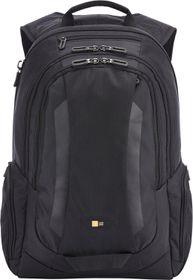 """Case Logic Professional 15.6"""" Laptop & Tablet Backpack - Black"""