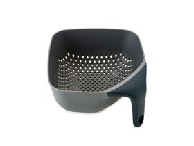 Joseph Joseph - Square Small Colander - Grey