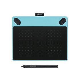 Wacom Intuos Draw Blue Pen Tablet