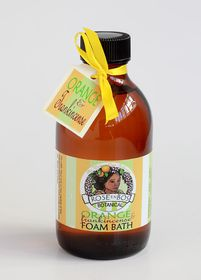 Rose en Bos Orange & Frankincense Foam Bath