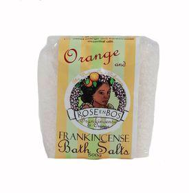 Rose en Bos Orange & Frankincense Bath Salt
