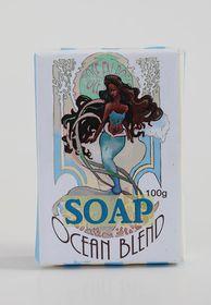 Rose en Bos Ocean Blend Soap Bar
