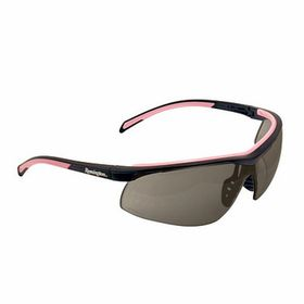 T71P-20C Remington T71 Blk & Pink Shooting Glasses Smoke
