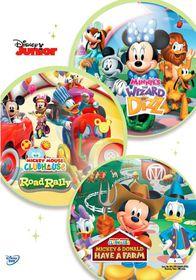 Mickey Mouse Club House Box Set Vol 1 (DVD)