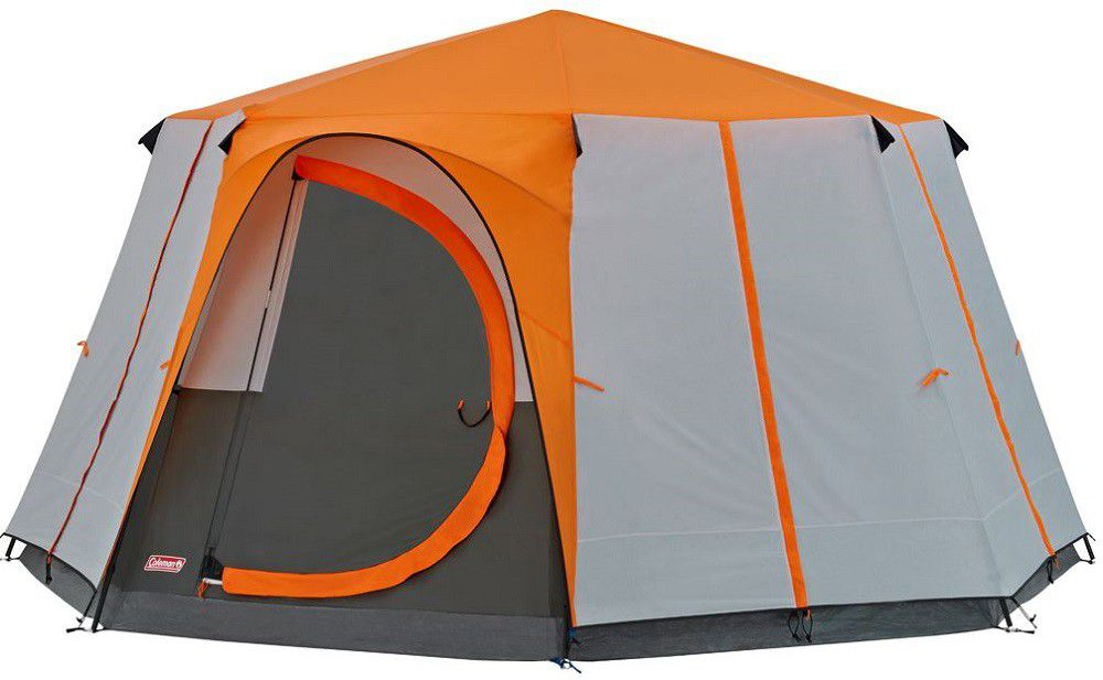 Coleman Octagon Tent - Orange. Loading zoom  sc 1 st  Takealot.com & Coleman Octagon Tent - Orange | Buy Online in South Africa ...