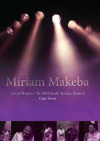 Miriam Makeba - Live At Rosie, 2004 North Sea Jazz Festival, Cape Town (DVD)