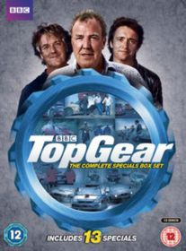 Top Gear: The Complete Specials (DVD)
