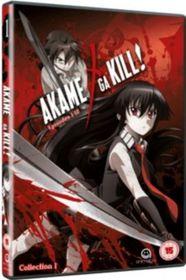 Akame Ga Kill: Collection 1 (DVD)