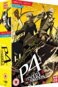 Persona 4: The Animation - Complete Season (DVD)