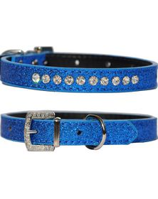 Doggie Hillfigher - Candy Blueberry Collar - Small