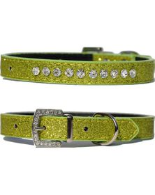 Doggie Hillfigher - Candy Lime Collar - Small