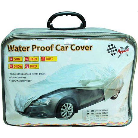 Waterproof Car Cover >> X Appeal Ccw110 Waterproof Car Cover Size M