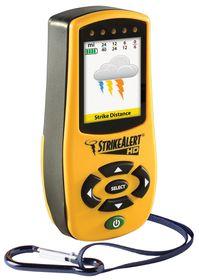 StrikeAlert HD Portable Lightning Detector