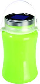 Ultra Tec - SLS Solar LED Silicone Water Proof Bottle Box - Green