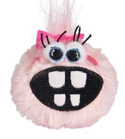 Rogz - Pupz Grinz Pink Roxi Squeak Toy - Medium