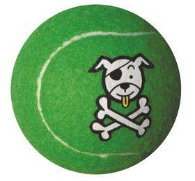 Rogz - Molecule Proton Lime Tennis Ball - Large