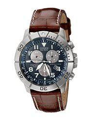 Citizen Men's BL5250-02L Titanium Eco-Drive Watch with Leather Band (parallel import)