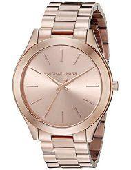 Michael Kors Women's Runway Rose Gold-Tone Watch MK3197 (parallel import)