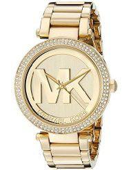 Michael Kors Women's Parker Gold-Tone Watch MK5784 (parallel import)