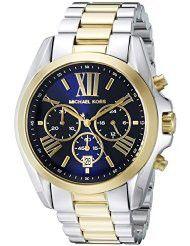 Michael Kors Women's Bradshaw Two-Tone Watch MK5976 (parallel import)