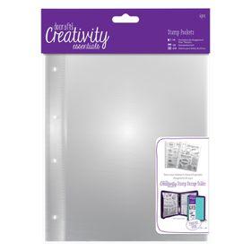 Docrafts Creativity Essentials A5 Stamp Pockets