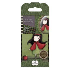 Gorjuss Rubber Stamp - No.14 Little Red