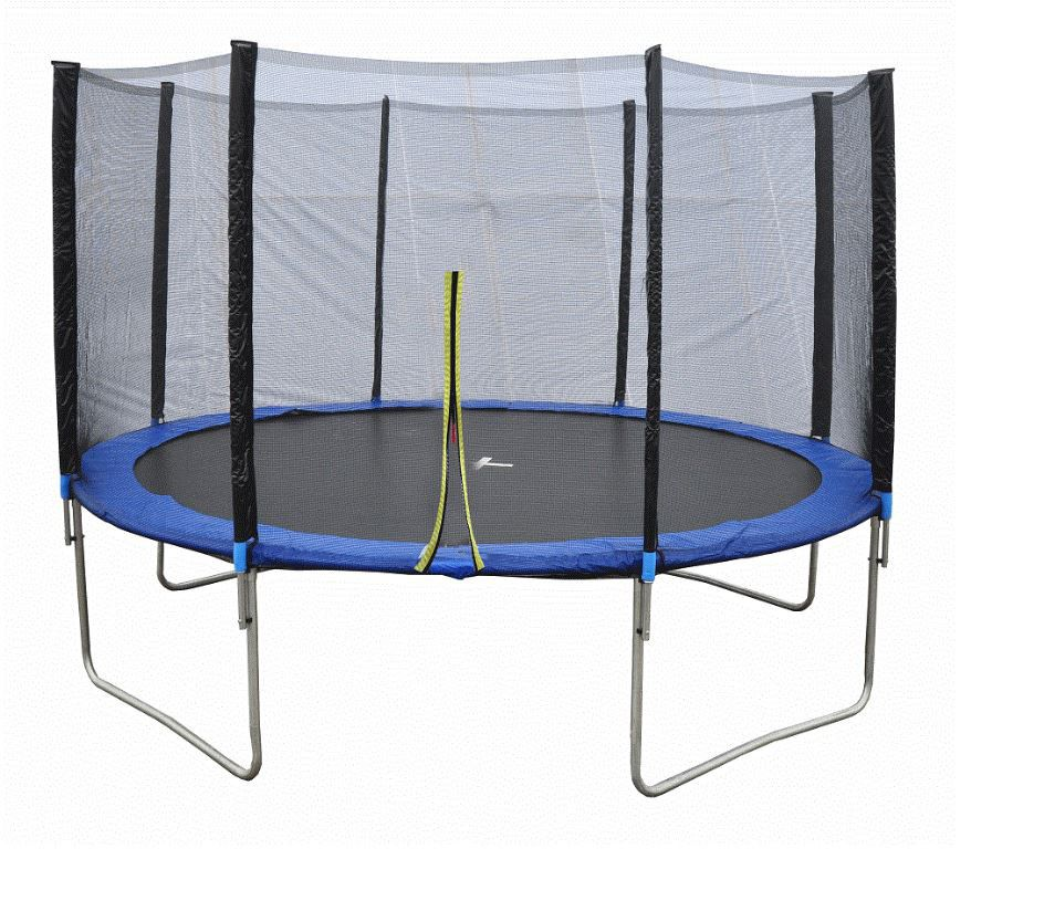 Bounce Tech 10ft (3.05m) Trampoline With Safety Net