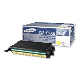 Samsung CLP-Y660B Yellow Toner Cartrdge