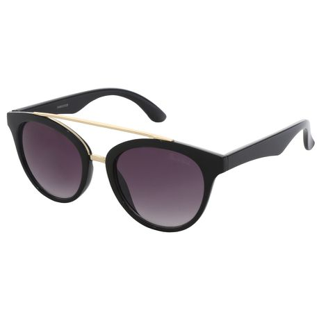 f65b023fd171d Bad Girl Vintage Cat Eye Sunglasses - Black