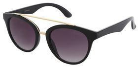 Bad Girl Vintage Cat Eye Sunglasses - Black
