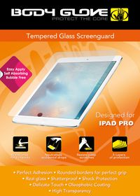 Body Glove Tempered Glass Screenguard for iPad Pro 12.9""