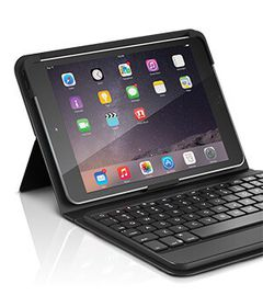 ZAGG Messenger Folio keyboard for Ipad Mini 4 - Black