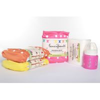 Fancypants Bamboo Cloth Nappy Starter Pack - Girl