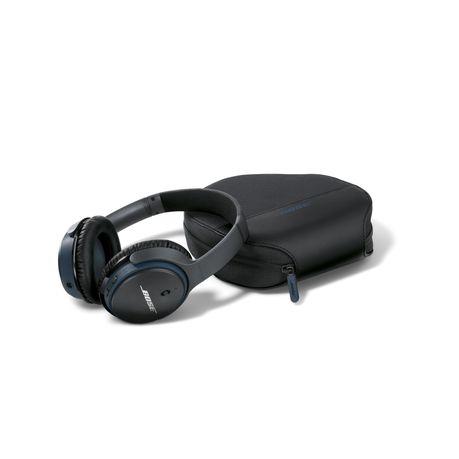 8a5fbecb11f Bose SoundLink Around-Ear II Bluetooth Headphones Black