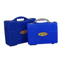 Fino 2 in 1 Utility School Case (L) & (M) Set - Blue