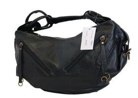 Fino Soft PU Ladies Fashion Bag (19950) - Black