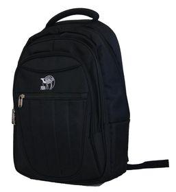 "Fino  17"" Laptop Backpack (SK9024) - Black"