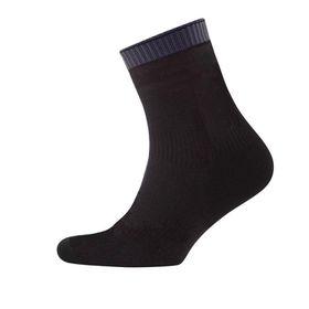 Sealskinz Ankle Length Wudhu Sock - Black (Size: 3-5)