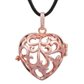 Shiroko Rose Gold Plated Harmony Pendant - HP140-RG