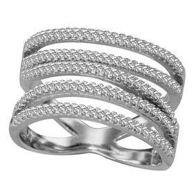 Shiroko Sterling Silver Ring (SRJ33)