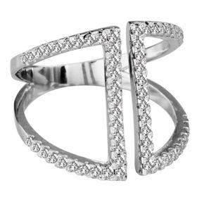Shiroko Sterling Silver Ring (SRJ34)