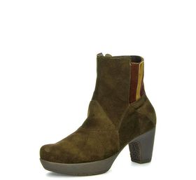 Think Vinnta Ankle Boot - Brown Combination