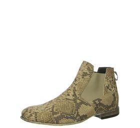Think Zean Chelsea Men's Boot - Effect Snake