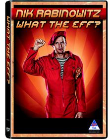 Nik Rabinowitz - What The EFF? (DVD)