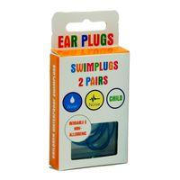 Cirrus Econo Swimplugs Stringed Child Earplugs