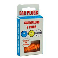 Cirrus Econo Swim-plugs Adult Earplugs