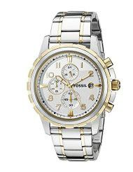 Fossil Men's FS4795 Dean Two-Tone Stainless Steel Watch (parallel import)