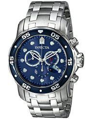Invicta Men's 0070 Pro Diver Collection Chronograph Stainless Steel Watch (parallel import)