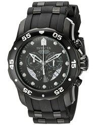 Invicta Men's 6986 Pro Diver Collection Chronograph Black Watch (parallel import)