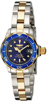 Invicta Women's 8942 Pro Diver GQ Two-Tone Stainless Steel Watch (parallel import)